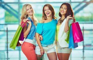 shopping Leicester