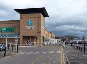 Beaumont Shopping Centre