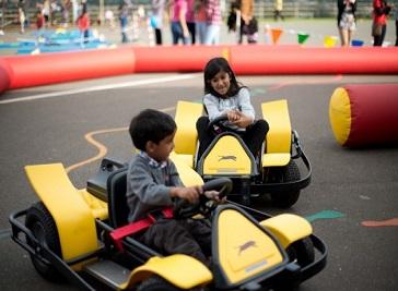 Karts 4 Kids Birthday Party