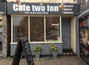Cafe Two Ten