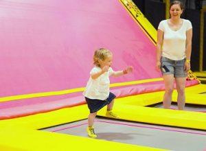 Boost trampoline parks