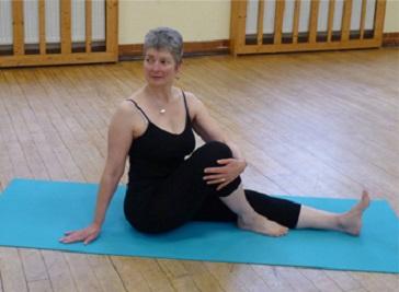 Celia Herrick Leicestershire Yoga Leicester