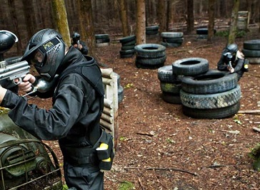 Delta Force Leicester Paintball