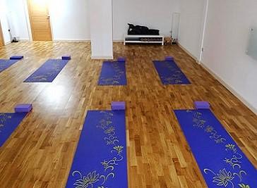 Oadby Yoga & Fitness i Leicester