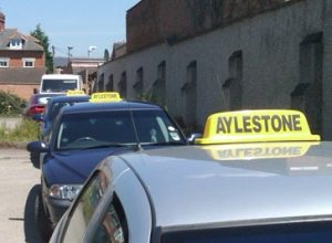 aylestone taxis