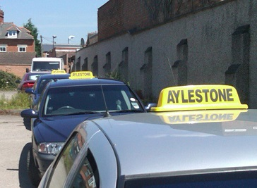 Aylestone Taxis Leicester