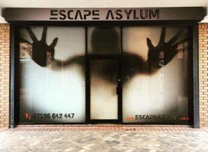 Escape Asylum