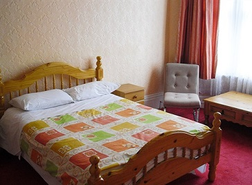 Grafton House Bed and Breakfast Leicester