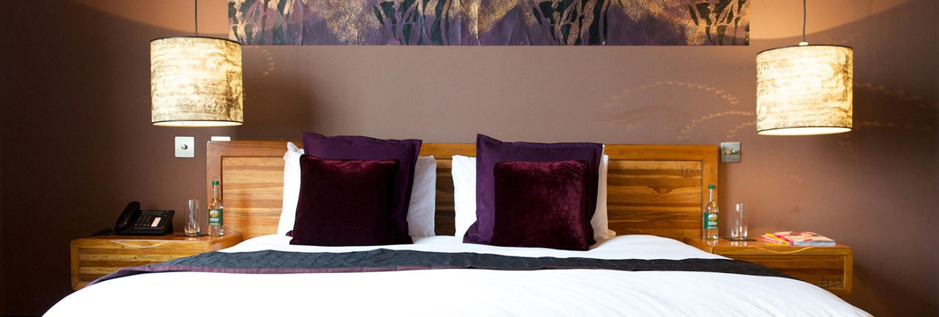 hotel rooms leicester